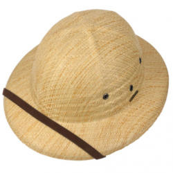 Stetson - Stetson Pith Helmet Toyo Bej Şapka (1)