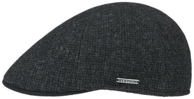 Stetson - Stetson Texas Wool Duckbill Hat Panama Dokuma Zeytin Rengi Şapka
